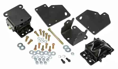 Trans Dapt Engine Swap Motor Mount Kit Small Block Chevy 283-400 into  S10/Blazer 2WD