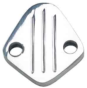Trans Dapt 6065 - Trans Dapt Performance Fuel Pump Block-Off Plates