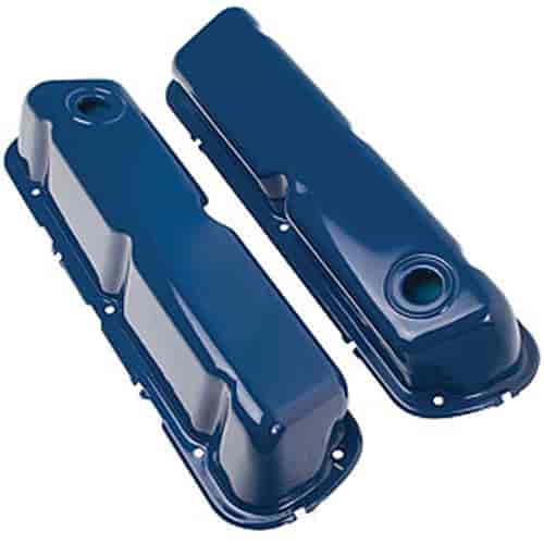 Trans Dapt 8344 - Trans Dapt Powdercoated Valve Covers