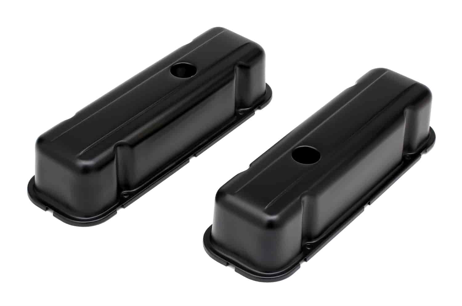Trans Dapt 8609 Powdercoated Steel Valve Covers 1977 87