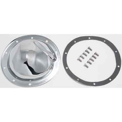 Trans Dapt 8780 - Trans Dapt Chrome Differential Covers