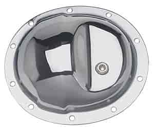 Trans Dapt 9033 - Trans Dapt Chrome Differential Covers