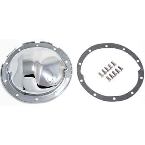 Trans Dapt 9037 - Trans Dapt Chrome Differential Covers