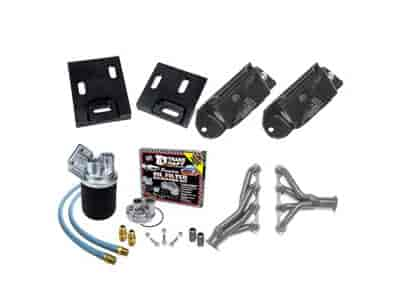 ranger v8 engine swap kit  trans dapt 9716k