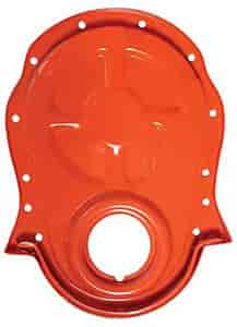 Trans Dapt 9914 - Trans Dapt Powder Coated Timing Chain Covers