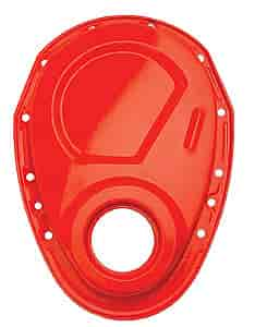 Trans Dapt 9915 - Trans Dapt Powder Coated Timing Chain Covers