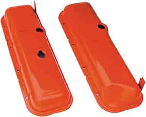Trans Dapt 9918 - Trans Dapt Powdercoated Valve Covers