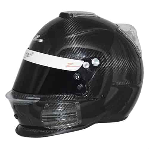 Zamp Racing H741cb3m Rz 44c Carbon Helmet Medium Jegs