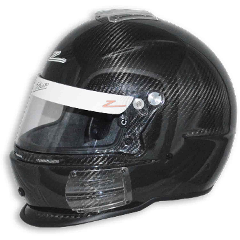 Zamp Helmets H741cb3l Rz 44c Carbon Helmet Large Jegs
