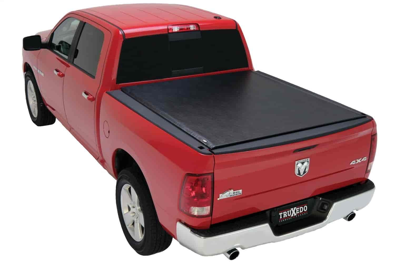 Truxedo 548601 - Truxedo Lo Pro QT Soft Roll-Up Tonneau Cover