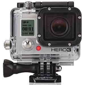 GoPro HD Cameras CHDHX-301 - GoPro HERO3 Black Edition Camera