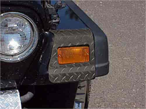 Warrior Products Front Fender Rock Protectors