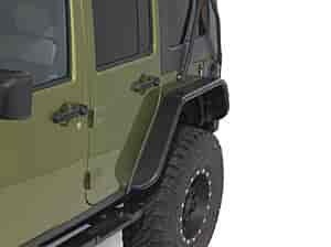 Warrior Products S7313 - Warrior Products Tube Fender Flares