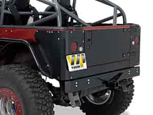 Warrior Products S908D - Warrior Products Jeep Tailgate Covers