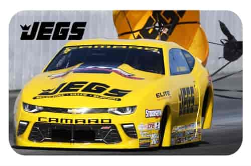 Drag Racing E-Card