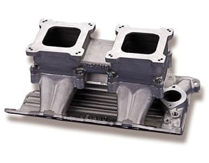 Weiand Tunnel Ram Carb and Intake Kit Holley 450 cfm carburetors