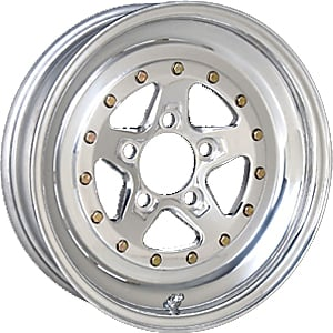 Weld Racing 788-504202U - Weld Racing Aluma Star 2.0 788 Series Polished Wheels