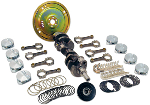 Scat 1-92250BE - Scat Series 9000 Cast Crank Street Performance Rotating Assemblies