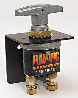 Flaming River FR1003 - Flaming River Battery Disconnect Switches