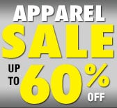 Apparel Super Sale