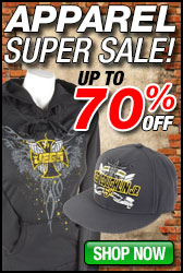 JEGS Apparel SuperSale