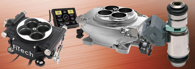 High-Perf Fuel Injection Systems