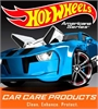 Hot Wheels Car Care Products