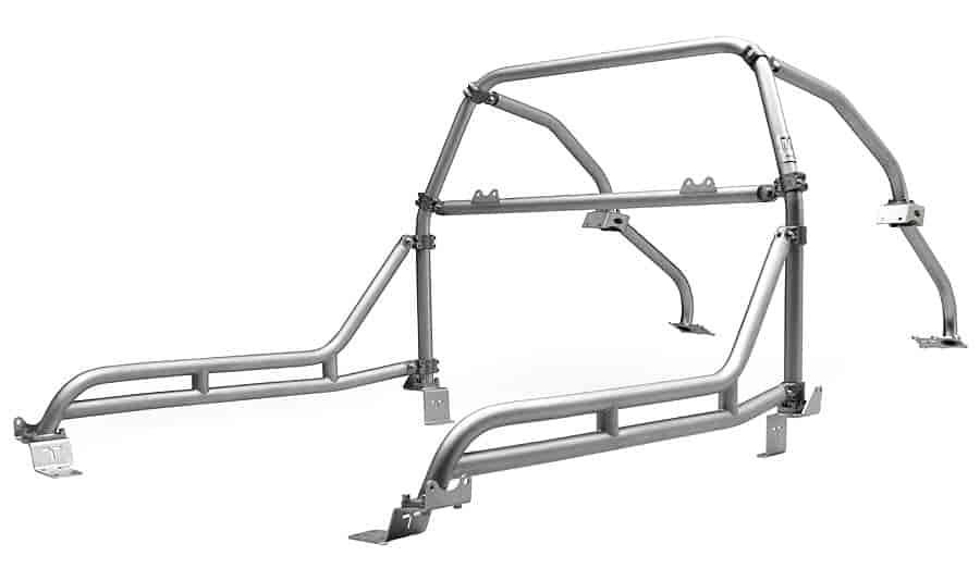 Ridetech Tiger Cage Stainless Rollcage System Jegs