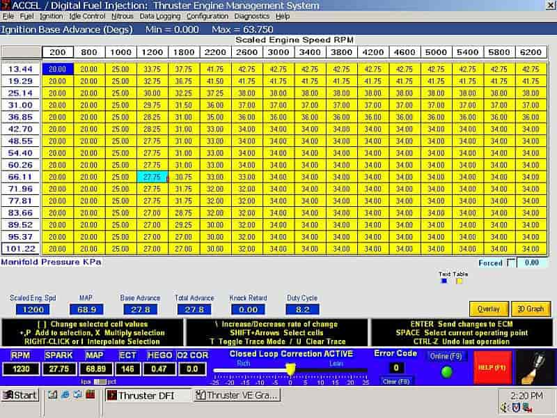 accel dfi thruster efi engine management system jegs rh jegs com Accel Super Coil Wiring Diagram Accel Gen 7 Instruction Manual