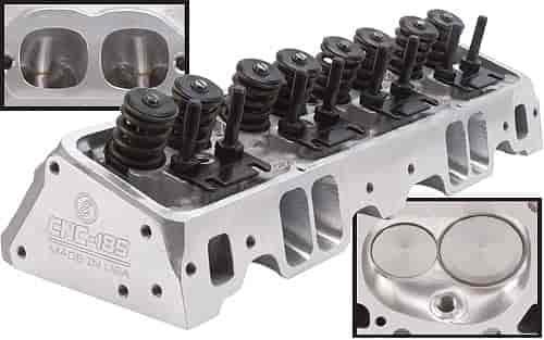 Edelbrock 79899 E Cnc Cylinder Head Sbc Jegs