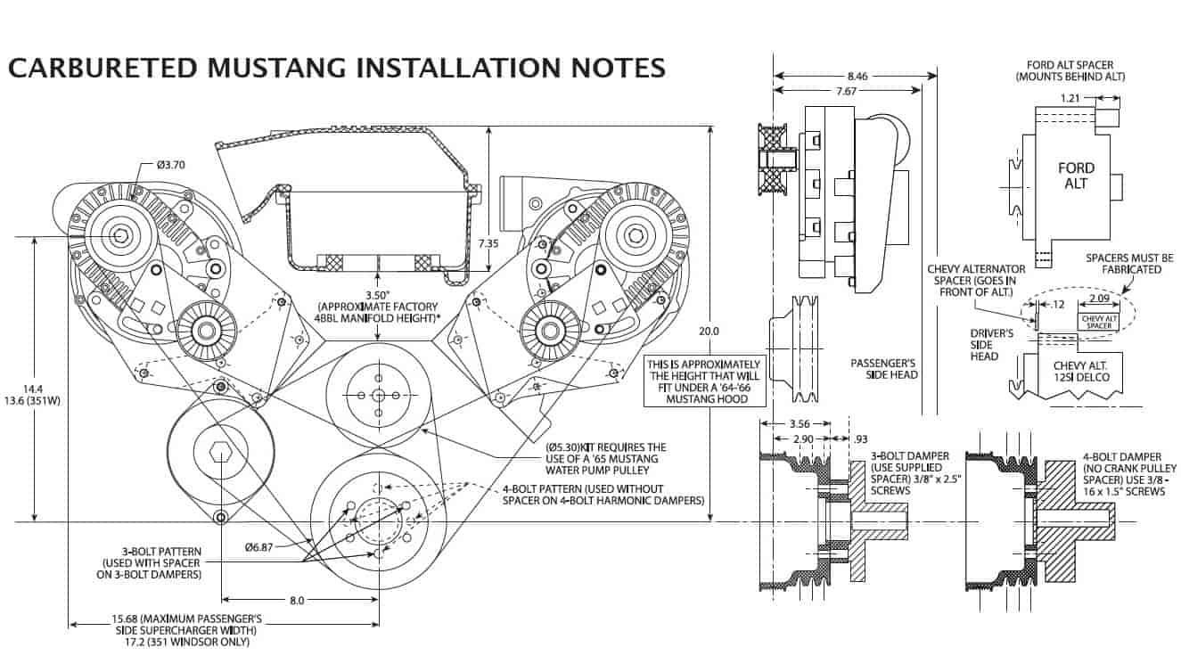1969 351 Windsor Belt Diagram Reinvent Your Wiring 03 Mustang Engine Images Gallery