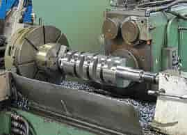 Scat 9000 Series Cast Pro Comp Lightweight Crankshafts   JEGS