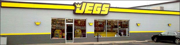 Jegs customer service