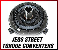 JEGS Torque Converters | JEGS