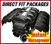Specialty Direct Fit Superchargers