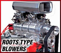 Roots Type Superchargers